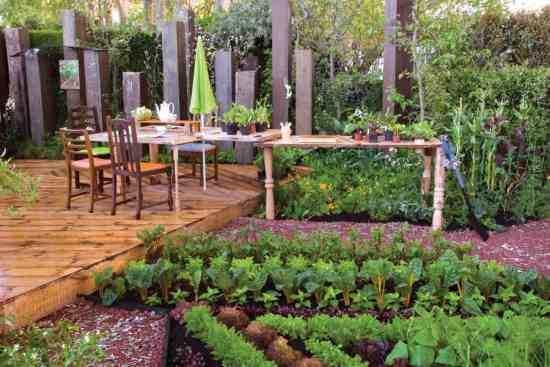 kitchen garden QITTDVZ