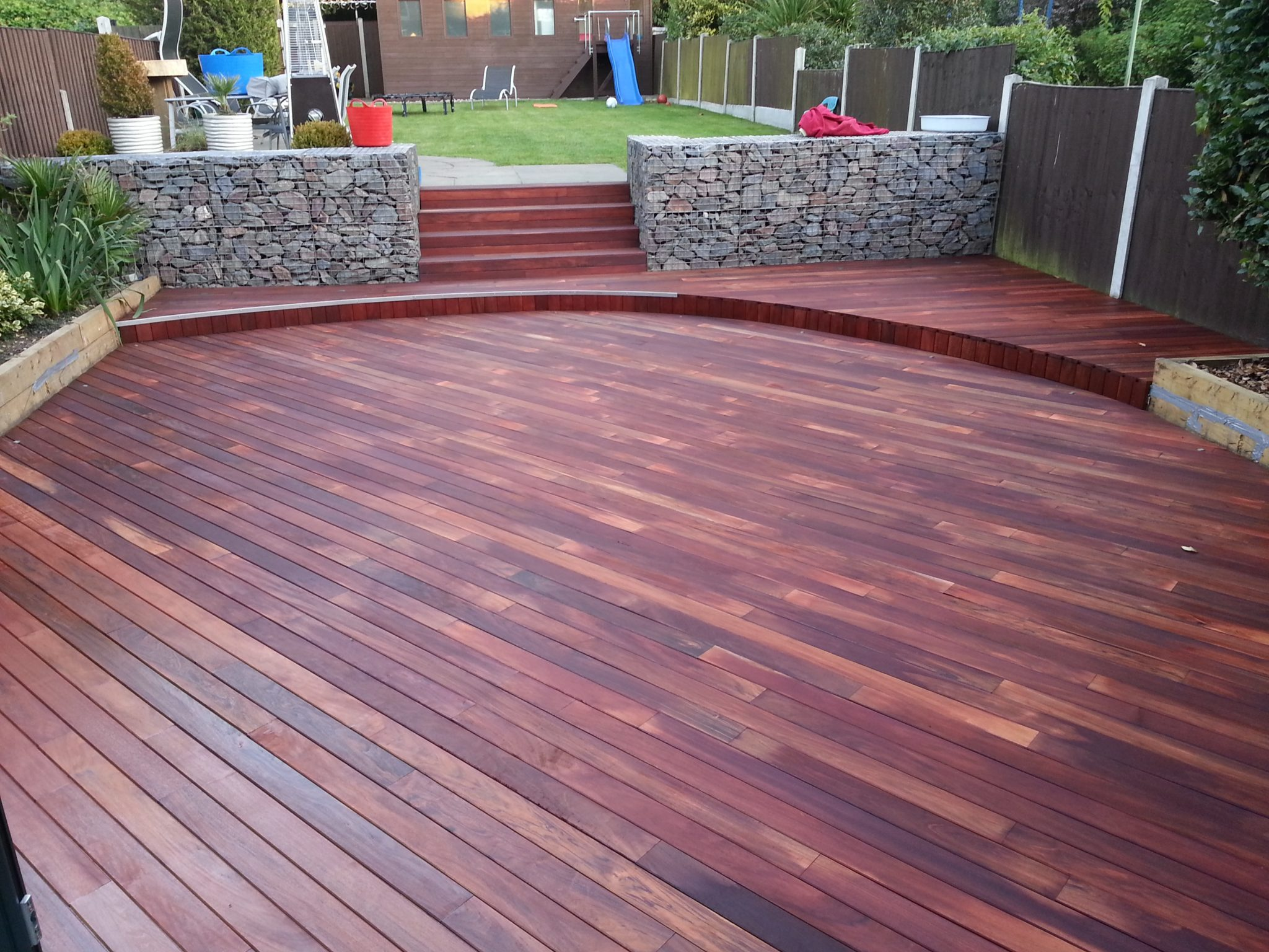 Why you should opt for Hardwood Decking