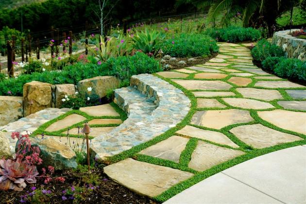 landscape design ideas 15 ideas for your garden from the mediterranean landscape design DZPXPSB