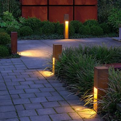 landscape lighting bollard lights ZTQPASP