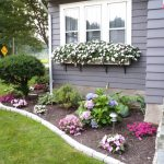 What influences landscaping ideas for front yard