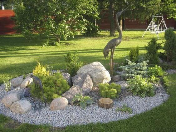 landscaping with rocks how to: landscaping rocks - MIZTPLA