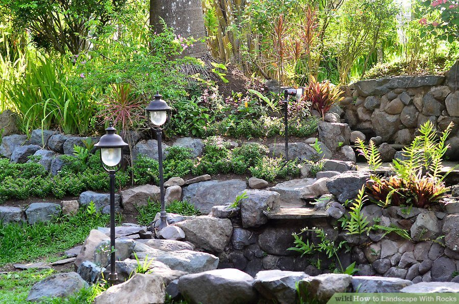 landscaping with rocks orlando landscaping with boulders and rocks UIVPMFW