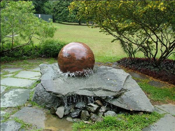 large garden fountains MDDBZYE