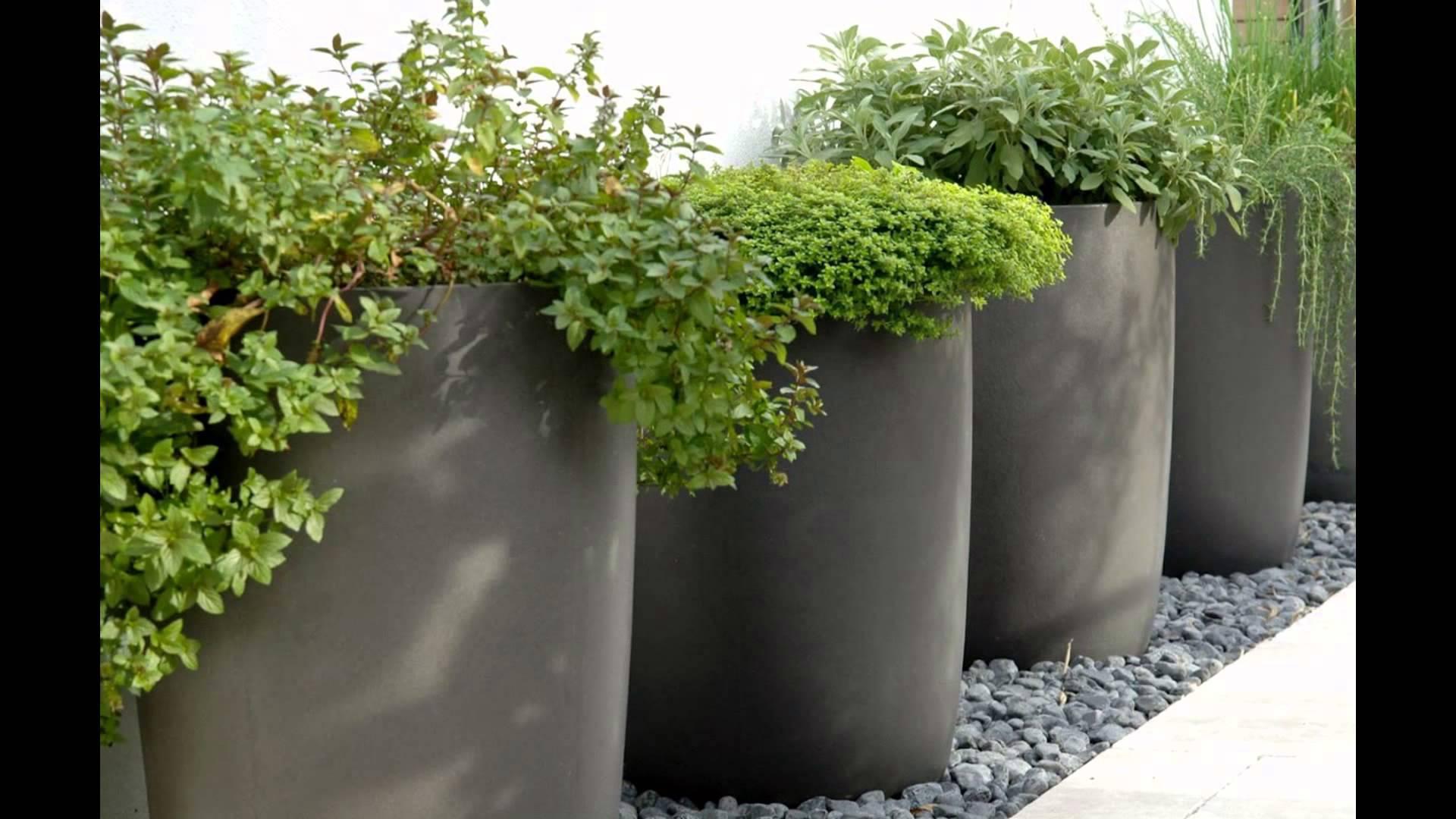 large garden pots PHLHFIZ