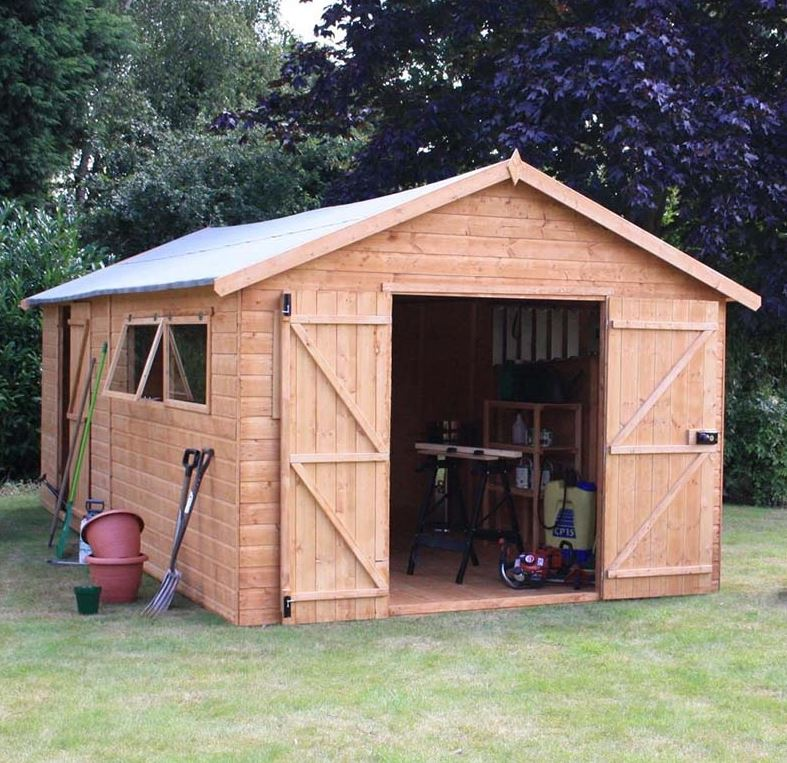 large garden sheds 20 x 10 tongue and groove large shed XNHTOVX