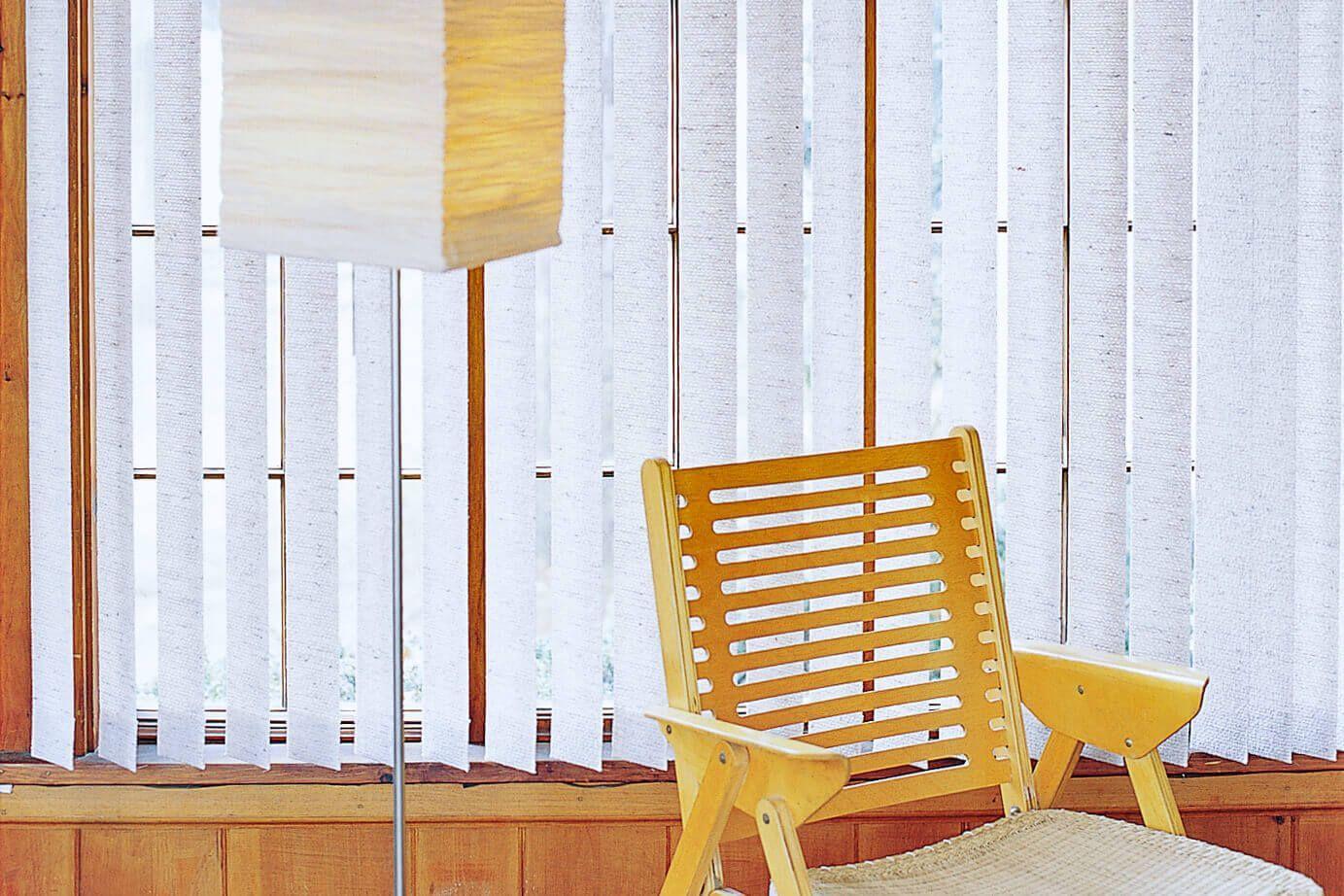 Unique Characteristics Fabric vertical blinds