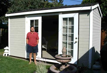 livable sheds converting sheds into livable space - miniature homes and spaces - a EODDXZA
