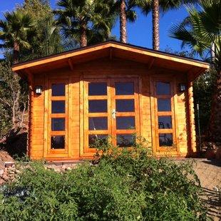 livable sheds d solid wood storage shed HDLLYSC