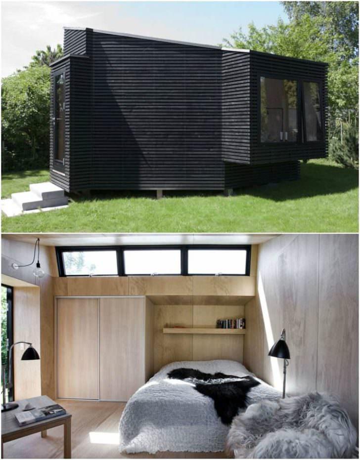livable sheds guide and ideas - sheds-huts-treehouses TQJRQDA