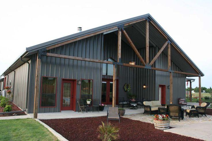 metal building homes mueller buildings YPHQORK