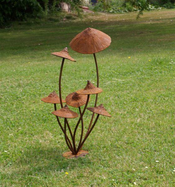 metal garden art dragons wood forge - blacksmith and wood sculpture, garden art, metal LXMSMSO