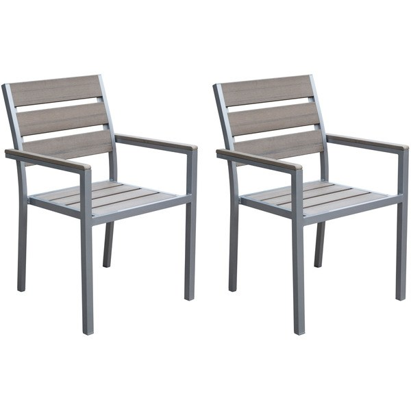 metal outdoor chairs metal patio dining chairs FEFMZFD