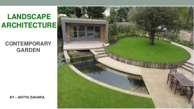 modern garden contemporary garden landscape architecture by - aditya saharia ... SYLJDQM
