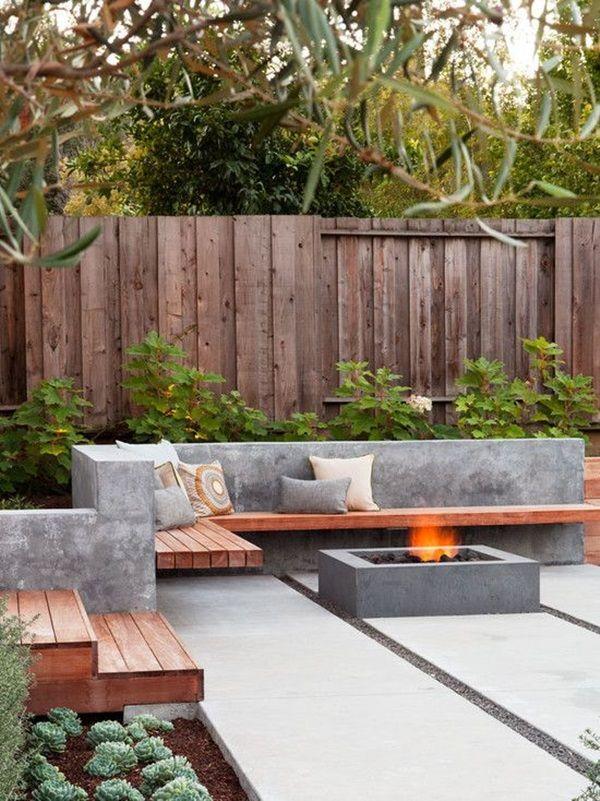 modern garden design beautiful portable modern fire pit camping decoration that make a real SKLCHSD