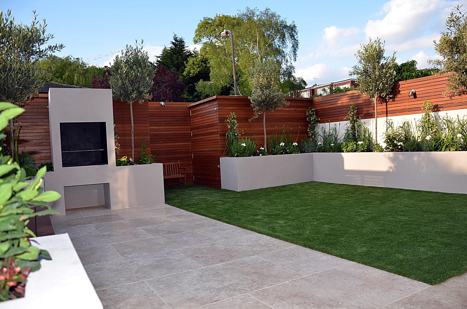 modern garden design NTEPRJD
