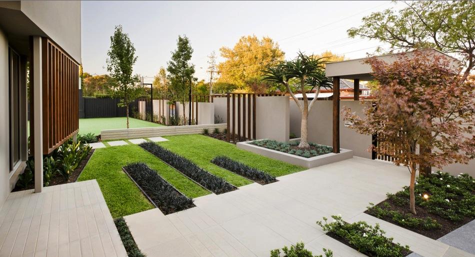 modern gardens modern garden design ideas AWLQMZN