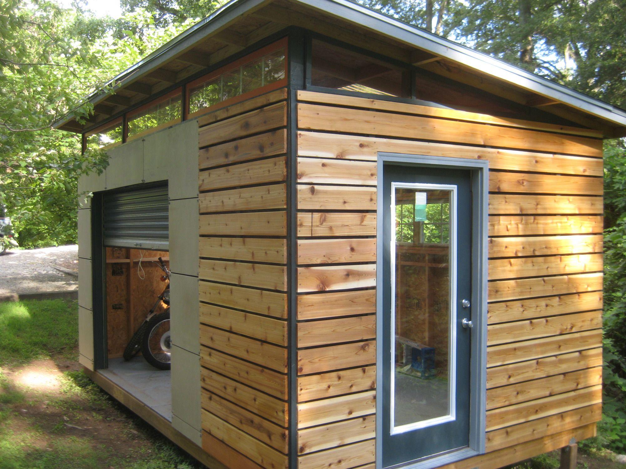 modern sheds diy modern shed project   diyatlantamodern AKYNLVR
