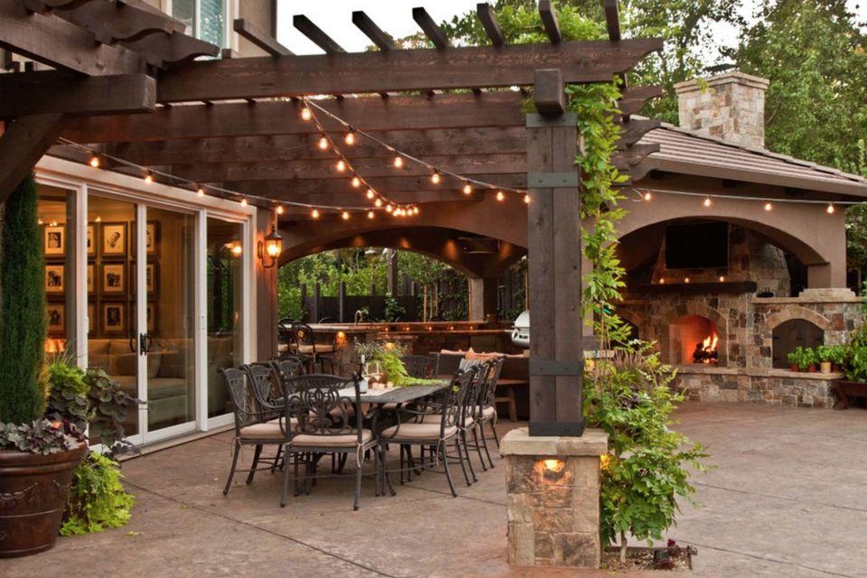 modest covered patio ideas FZLXEME