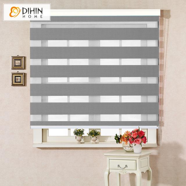 new arrival high quality modern zebra blinds rollor blind curtain half PNCWJJV