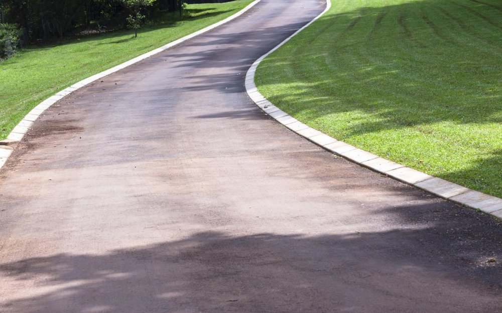 not just for looks: 8 benefits of driveway edging - bayside pavers IDZUEXK