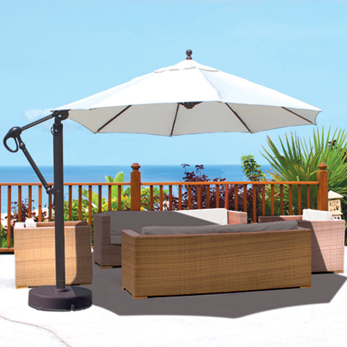offset patio umbrella offset umbrellas: offset patio umbrellas u0026 cantilever umbrellas on sale! WQHSRAO