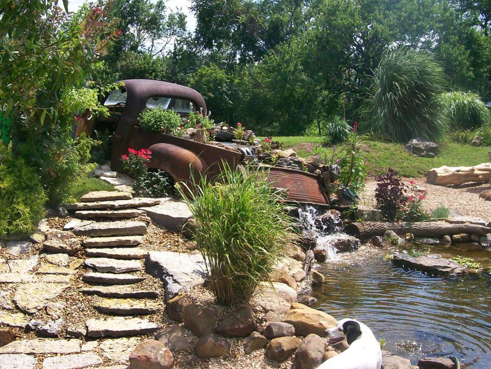 our favorite garden ponds from hgtv fans | hgtv GRIYIJD