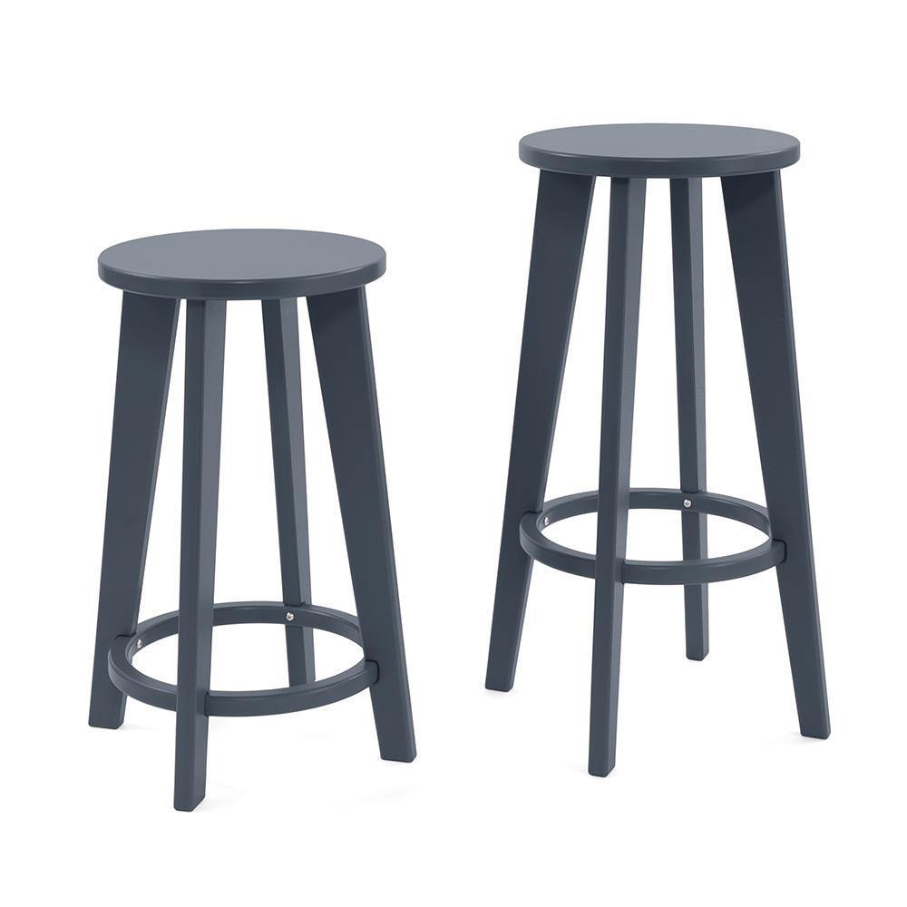 outdoor bar stools outdoor bar stool for the modern lollygagger | loll designs OTCGYEZ