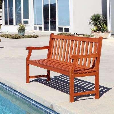 outdoor benches eucalyptus wood garden bench ORWJMCX