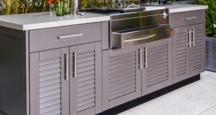 outdoor cabinets stainless steel outdoor kitchen cabinets WJXRDIK