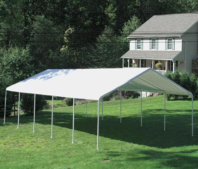 outdoor canopy tent 28u0027 x 30u0027 / 1 5/8 RTAQIKL