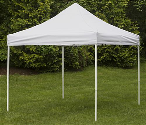 outdoor canopy tent portable canopy with steel frame ... CFMRMPL