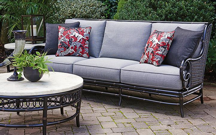 outdoor couches custom outdoor sofa OAXCTYF