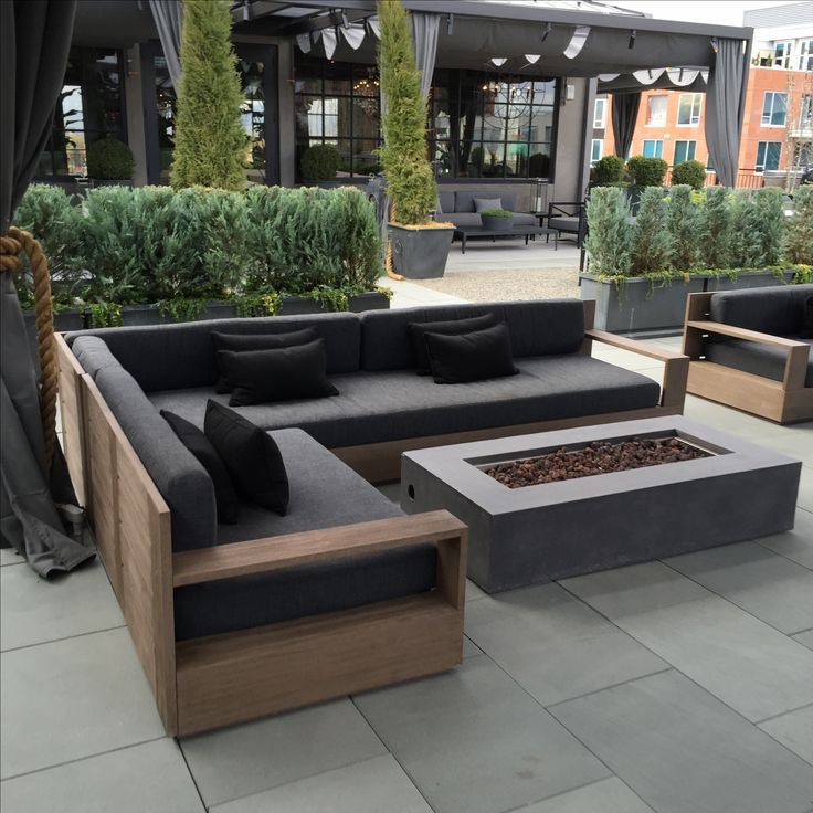 outdoor couches outdoor couch on pinterest   diy garden furniture, pallet GQTFQBT