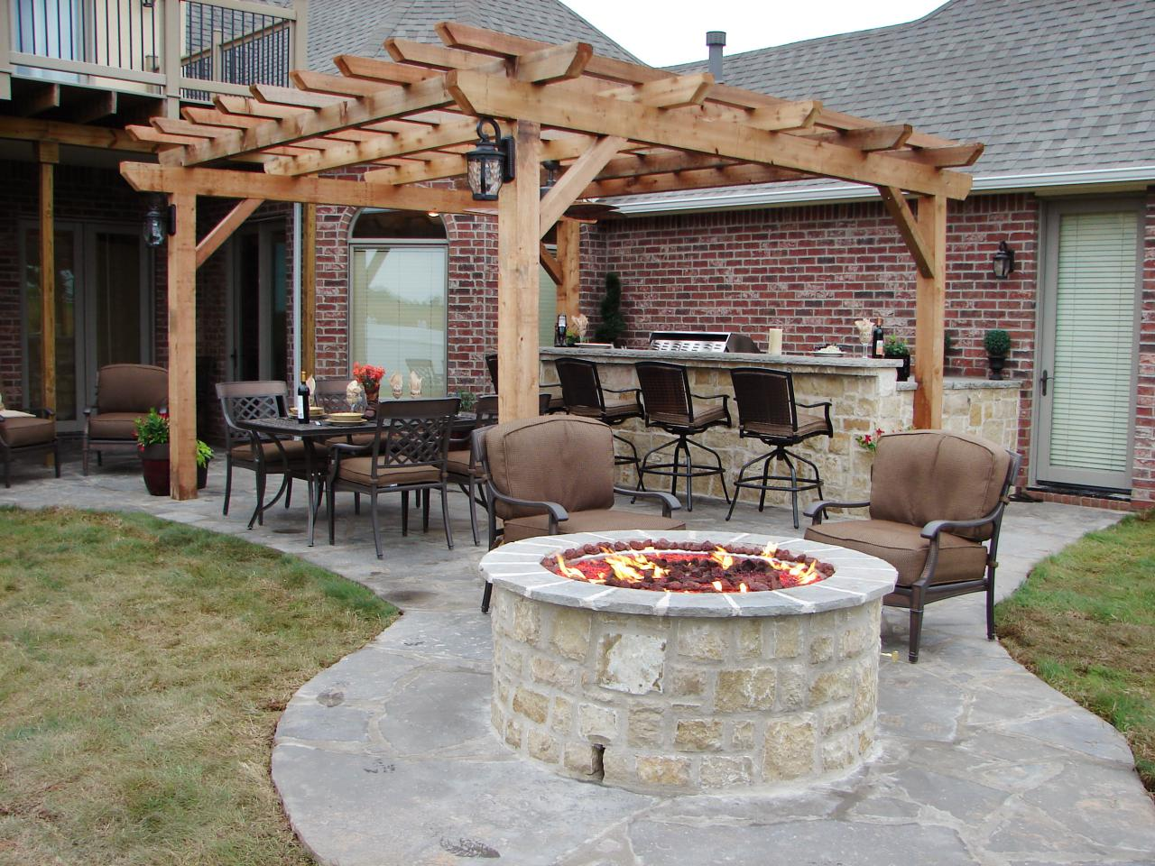 outdoor fireplace designs featured in indoors out episode  WKLXYSO