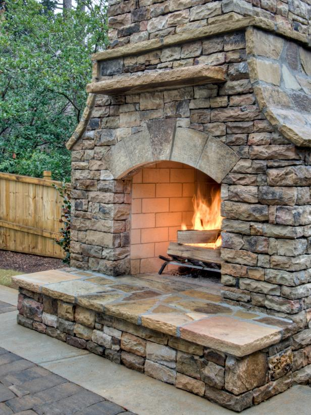 outdoor fireplace designs how to build an outdoor fireplace KCYBGCP
