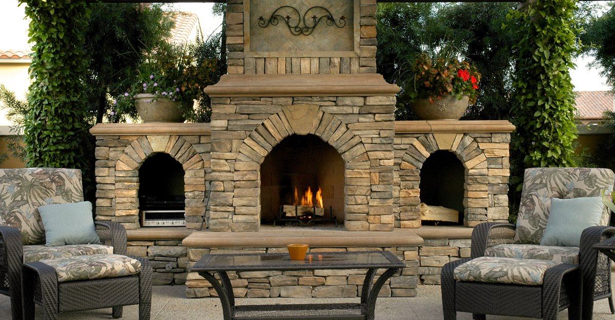 outdoor fireplace designs stone, hearth outdoor fireplaces the green scene chatsworth, ca OQGAIFW