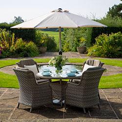 outdoor garden furniture 4 seater garden furniture sets (2) FAGCXJI