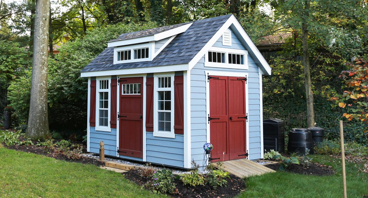 outdoor garden sheds for sale in pa VRCFEFW