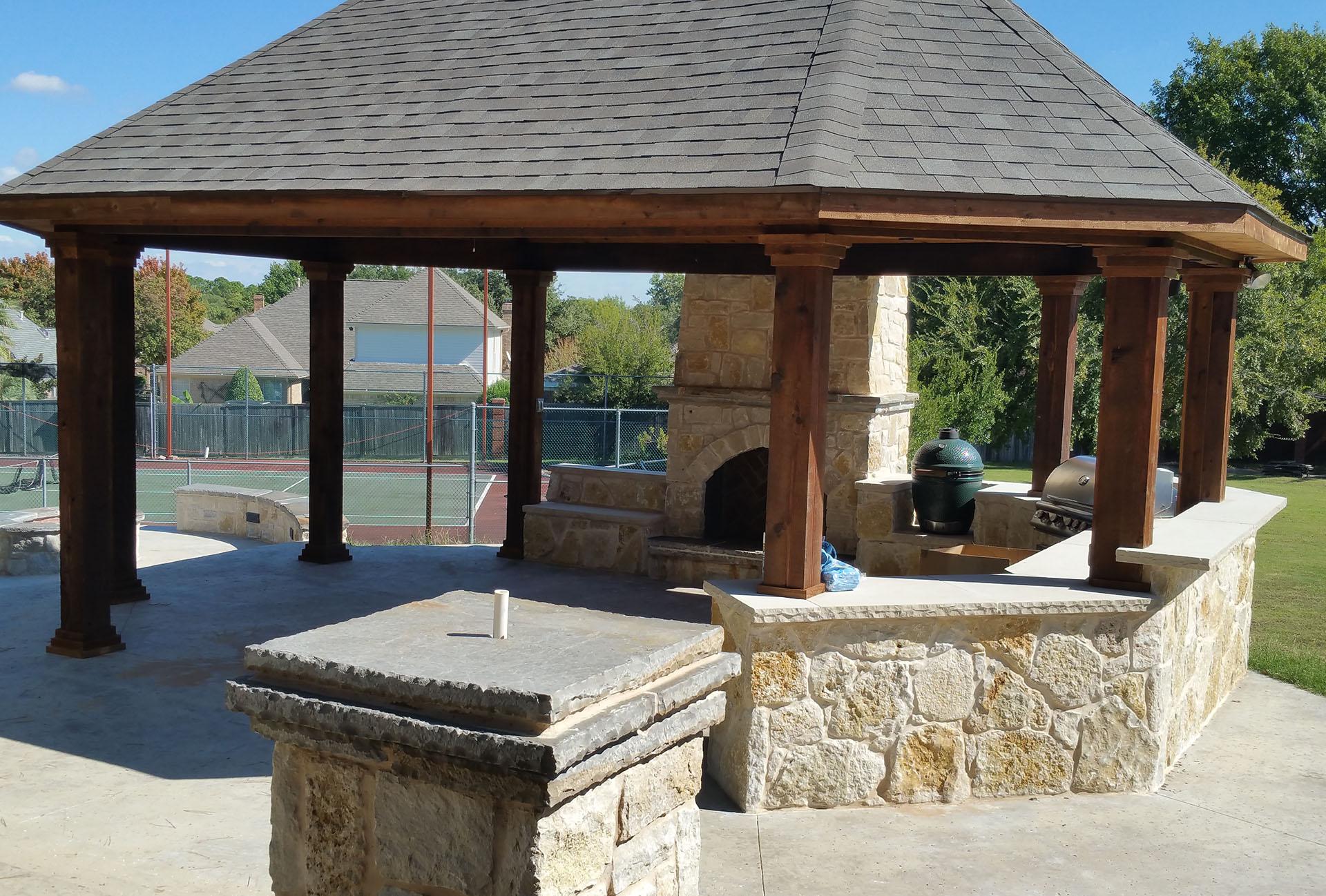 outdoor gazebo create unique backyard experience with a custom gazebo THCHICR