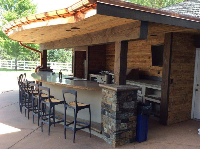 outdoor kitchen designing ... PSZCSII