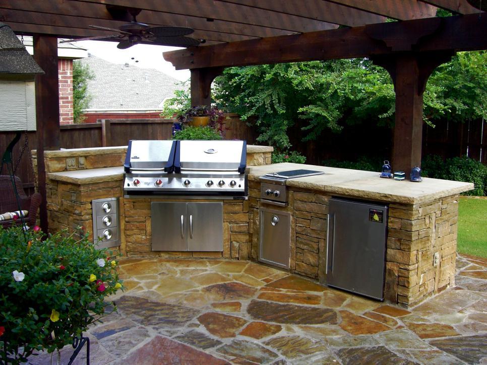 outdoor kitchen ideas shop this look DEWICYD