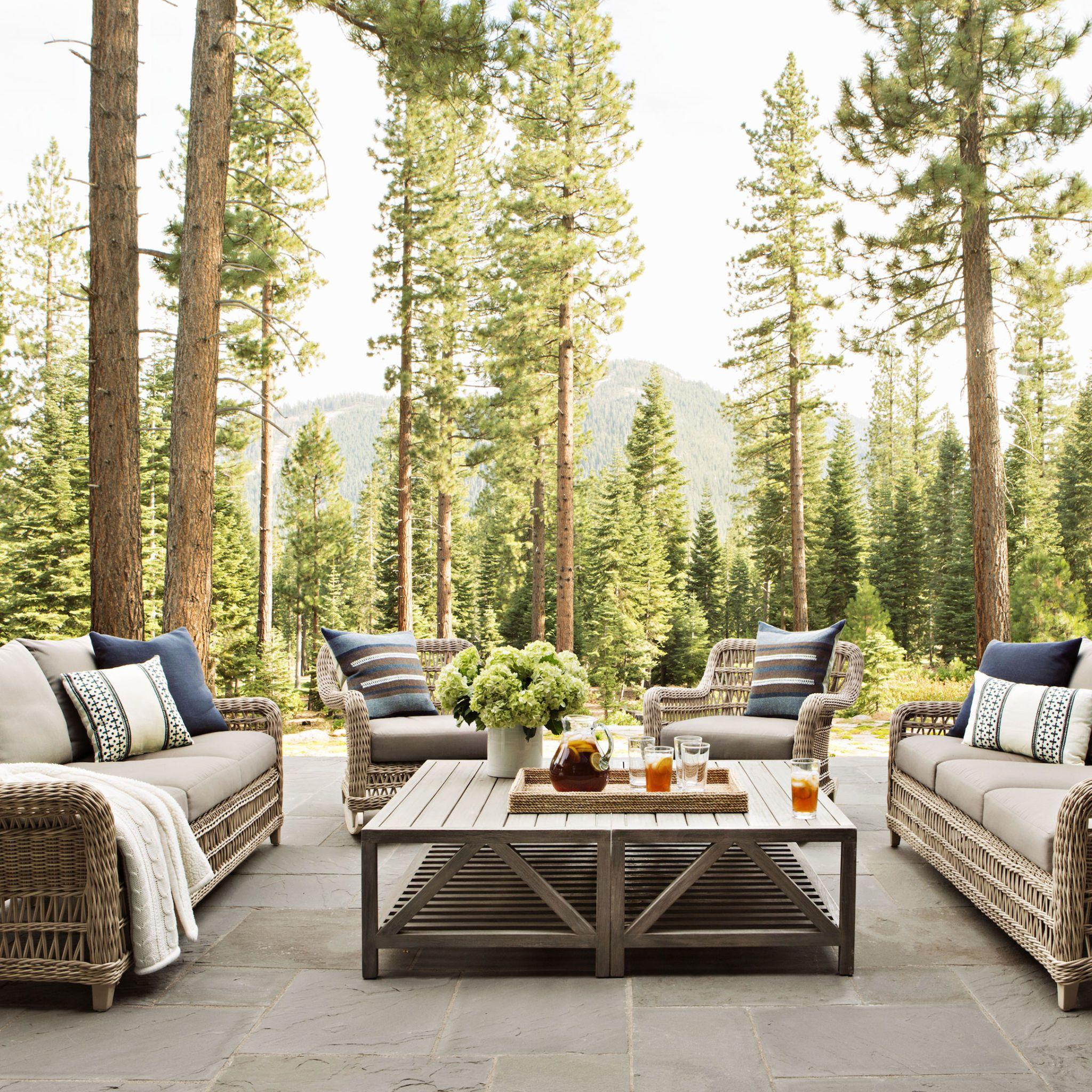 outdoor living furniture matt ou0027dorisio mountain home outdoor patio XDYCDMG