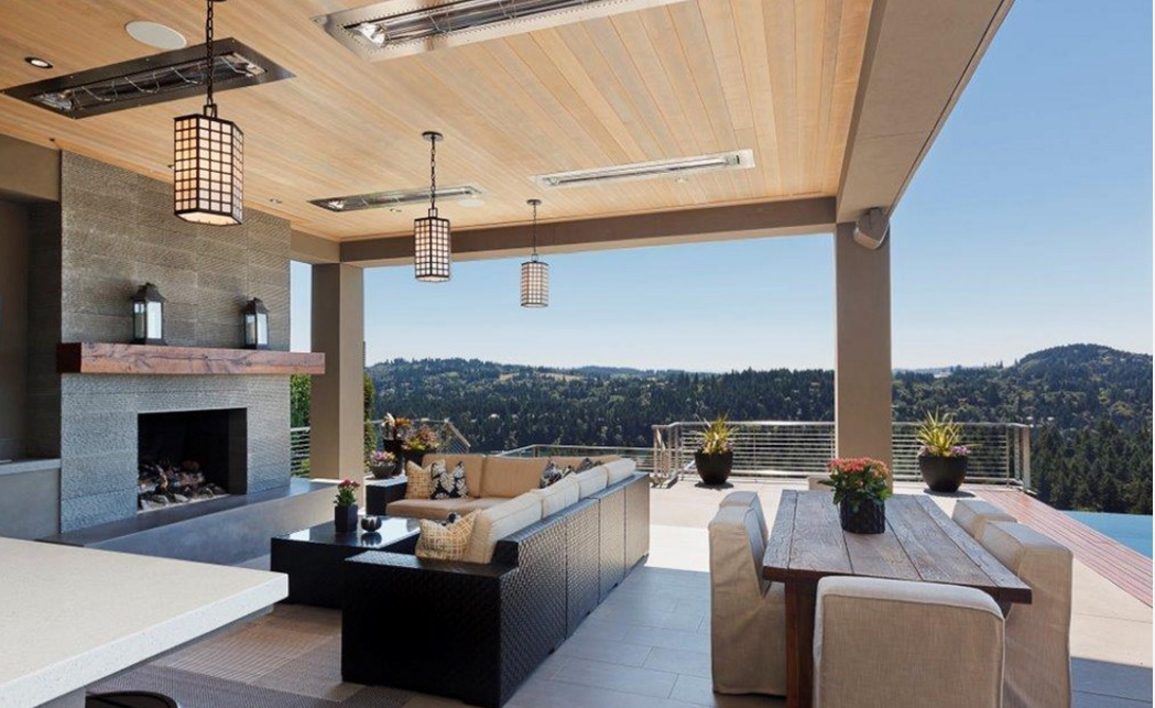 outdoor living ideas expand your living space with an outdoor living room YPRTUPQ