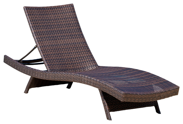 outdoor lounge chairs lakeport outdoor adjustable chaise lounge chair LOHQYDP