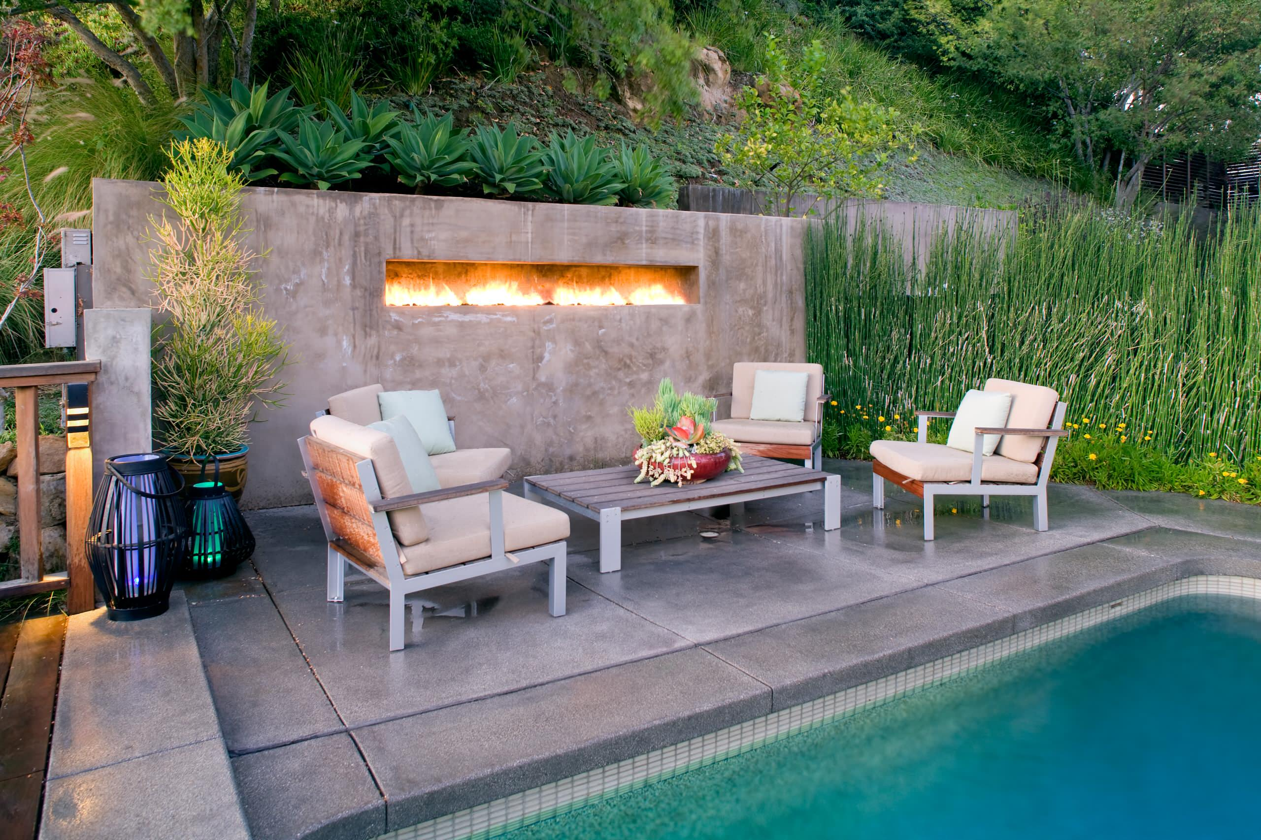 outdoor patio 2. a refreshing mix of fire and water KZLDDCR