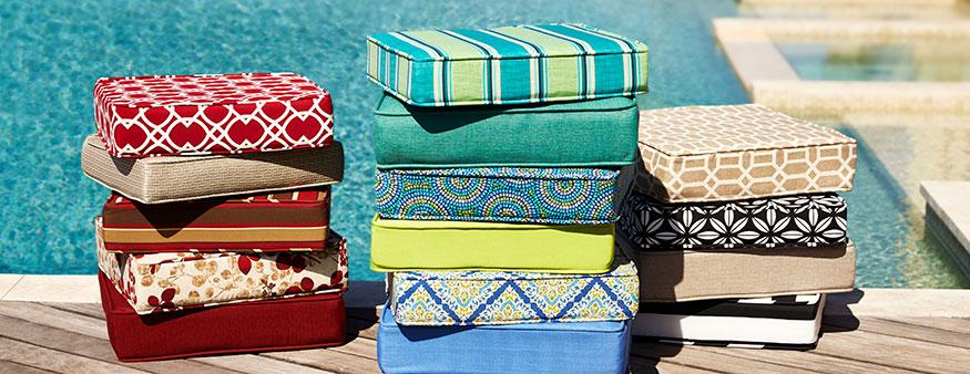 outdoor patio cushions outdoor pillows u0026 cushions SUIOJFT