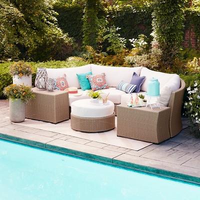 outdoor patio cushions smith u0026 hawken premium cushions JUCWVQH