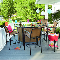 outdoor patio furniture sets bar sets SGYOMBG