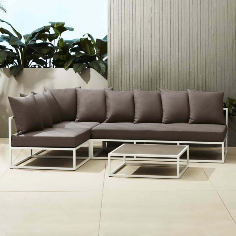 outdoor sectionals casbah outdoor sectional XEGHJTV